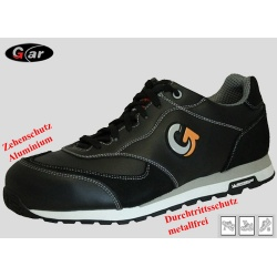 898064 GARSPORT IMMOLA LOW NERO