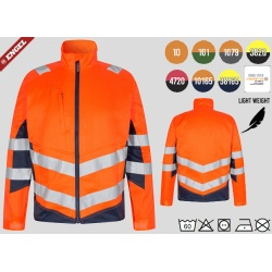 1545-319 ENGEL SAFETY LIGHT ARBEITSJACKE