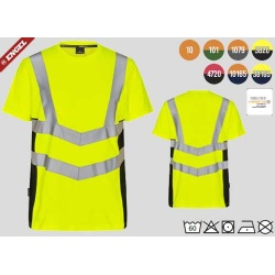 9544-182 ENGEL SAFETY KURZARM-SHIRT